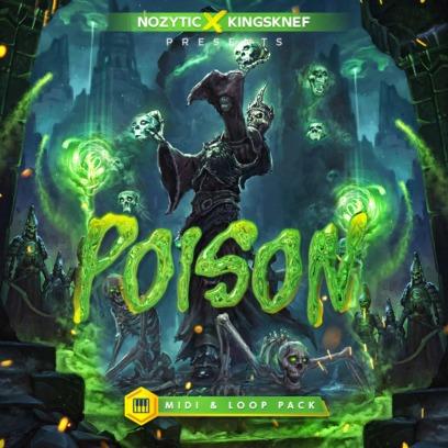 Poison(Midi & Loop Pack)