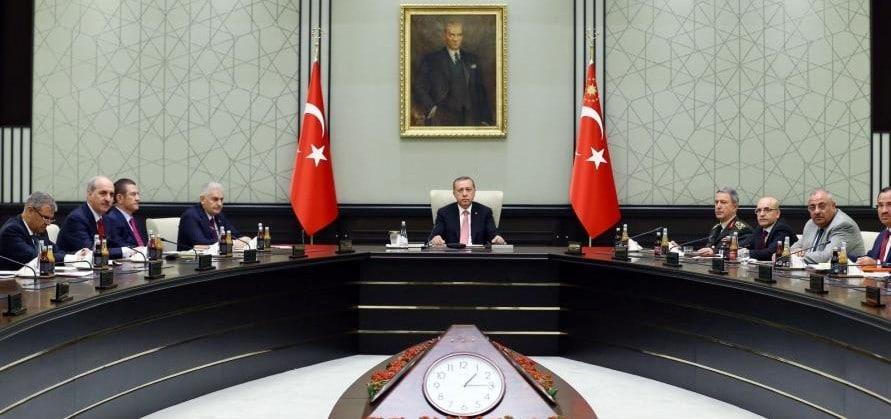 مجلس الأمن القومي التركي