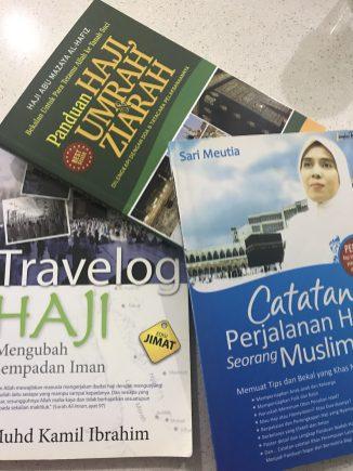 Buku-buku mengenai naik haji
