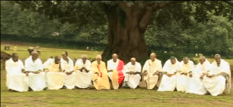 Hadiya Ethiopia Elders Assembly