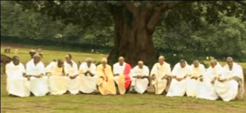 Hadiya Ethiopia Elders Assembly