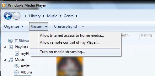 stream windows media player