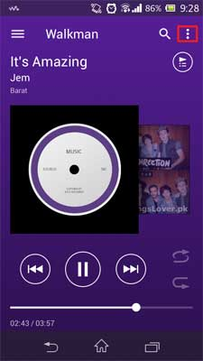 streaming android ke media player