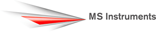 MS Instruments logo.