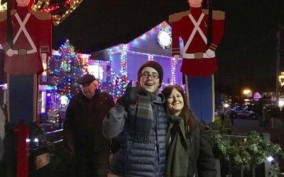 Christmas Tree Lighting in Butler, NJ