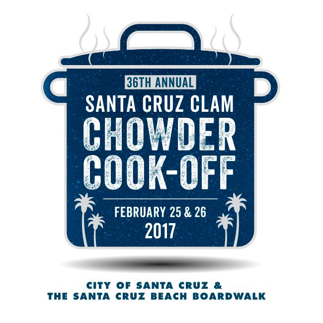 36th Annual Santa Cruz Clam Chowder Cook-Off 2017