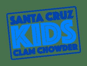 Santa Cruz Kids Clam Chowder logo.