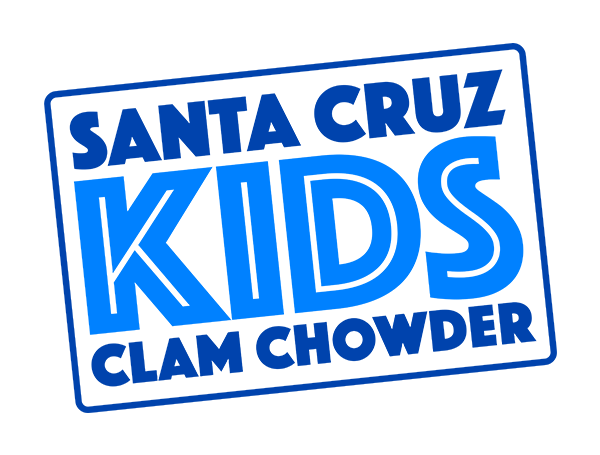 Santa Cruz Kids Clam Chowder Chowed Down!
