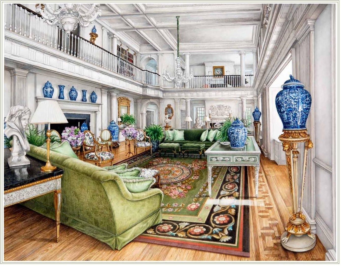 Carolyne Roehm Books And New Charleston SC Home