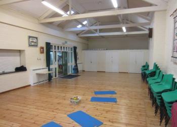Old School Hall, Hadlow - Interior