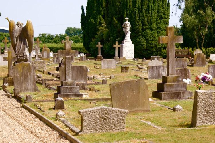 Hadlow Cemetery