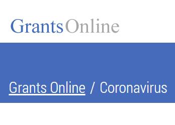 Grants Online logo
