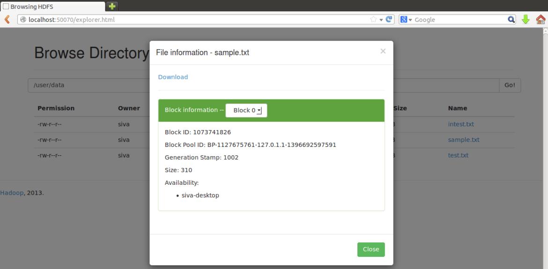 Web UI FS 4