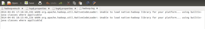 hadoop.log