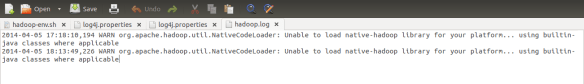 hadoop.log