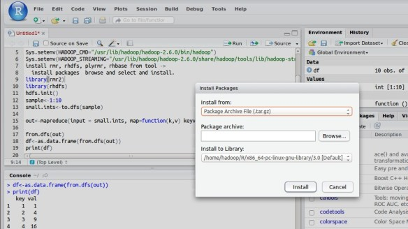 Packages Installation In RStudio