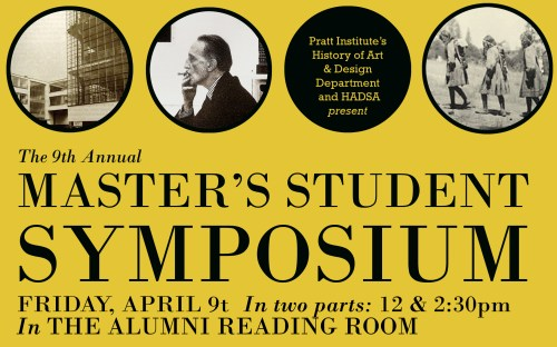9th Annual Master's Symposium