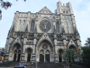 Cathedral Church of Saint John the Divine, Morningside Heights, Manhattan