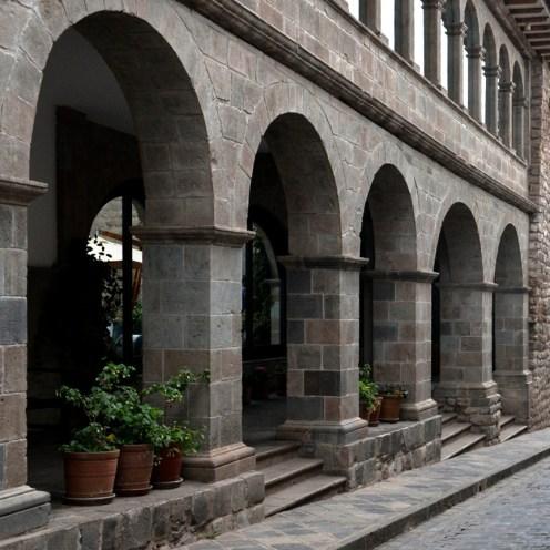 Colonial-era arches
