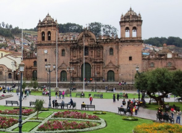 Cathedral Basilica of Our Lady of the Assumption Cusco