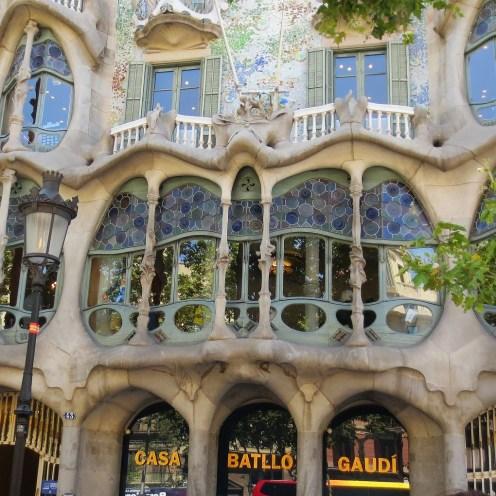 Antonio Gaudi's Casa Batlló