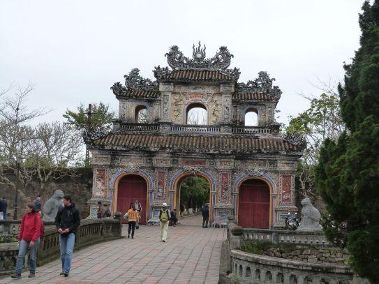 Eingang zur Zitadelle