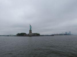 Bye bye Liberty Island