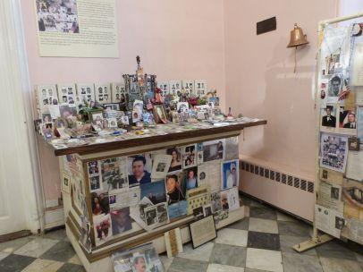 Gedenken an die Opfer in der St. Paul's Church