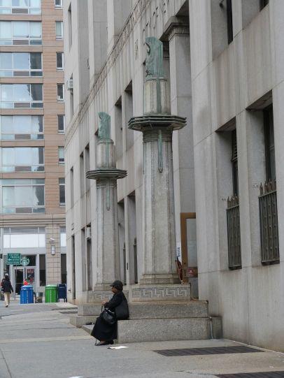 Noch mehr Art Déco zwischen WTC und Chinatown