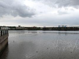 Die Tyne entlang