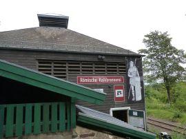 Römische Kalkbrennerei in Iversheim