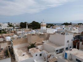 Blick über die Dächer der Medina