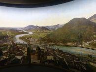 ...auf dem Salzburg-Panorama von 1829 von Johann Michael Sattler
