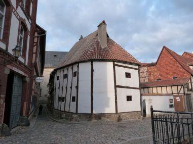 Ältestes Fachwerkhaus in Ständerbauweise