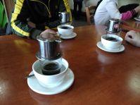 Zum Abschluß dürfte der gute Tröpfelkaffee natürlich nicht fehlen ;-)