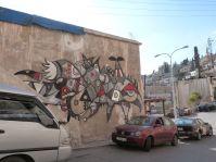 Noch mehr Street Art in der Altstadt von Amman