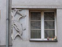 Idylle mit expressionistischem Wandschmuck im Fuchsenfeldhof