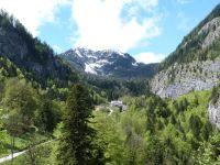 Das Hochtal auf dem Salzberg