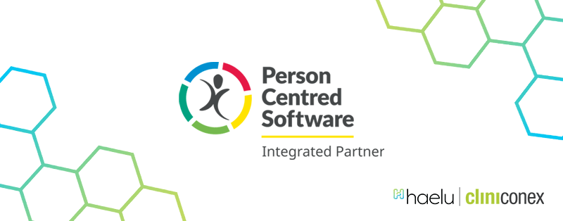 Cliniconex is a Person Centred Software Integrated Partner
