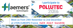 Post about pollutec