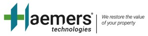 HAEMERS Technologies Logo with Baseline