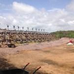 Batch's Rear View in Kinkazi (DRC)