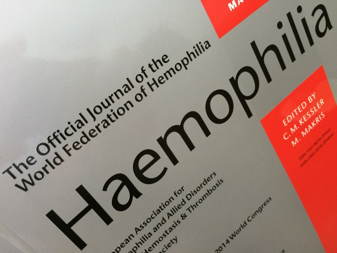 Haemophilia Journal