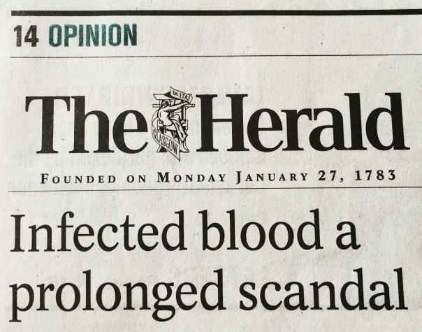 The Herald Opinion Header