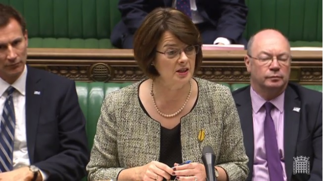 Jane Ellison MP announces delay Dec 2015