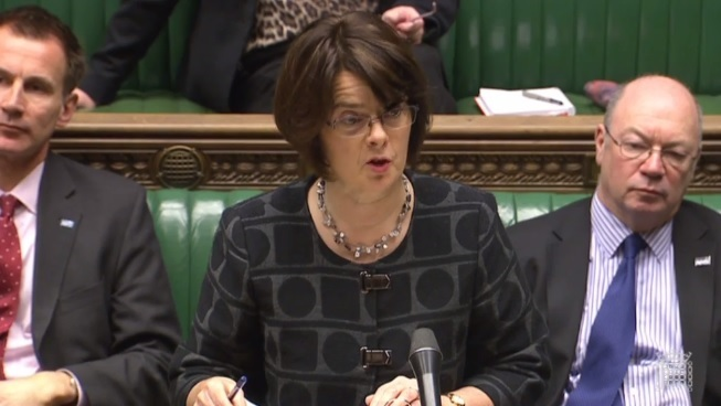 Jane Ellison MP -  Jan 2016 Statement