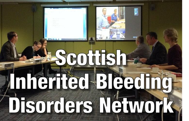 Scottish Inherited Bleeding Disorder Network
