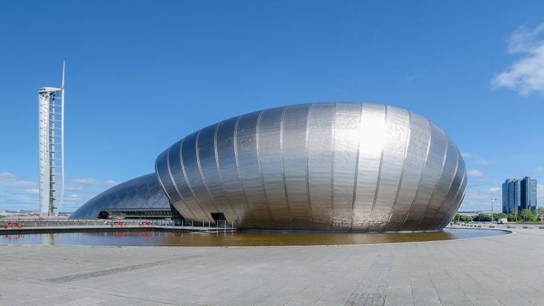 Glasgow Science Centre and Tower
