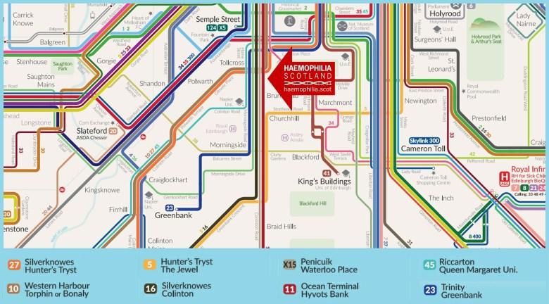 Bus Map ELC
