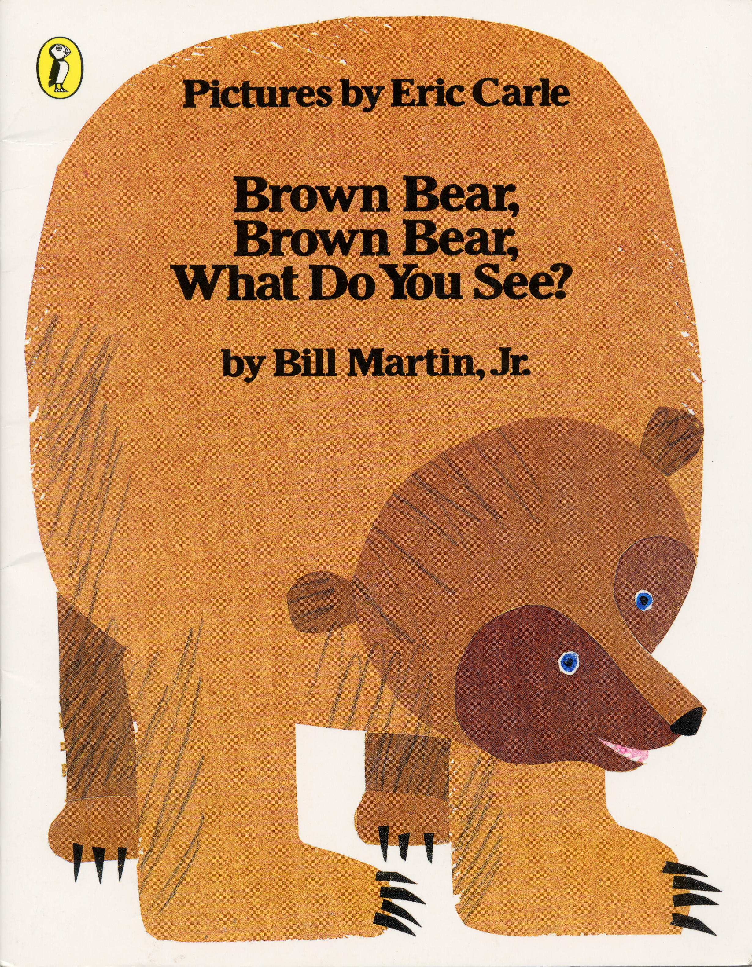 Brown Bear Brown Bear What Do You See H